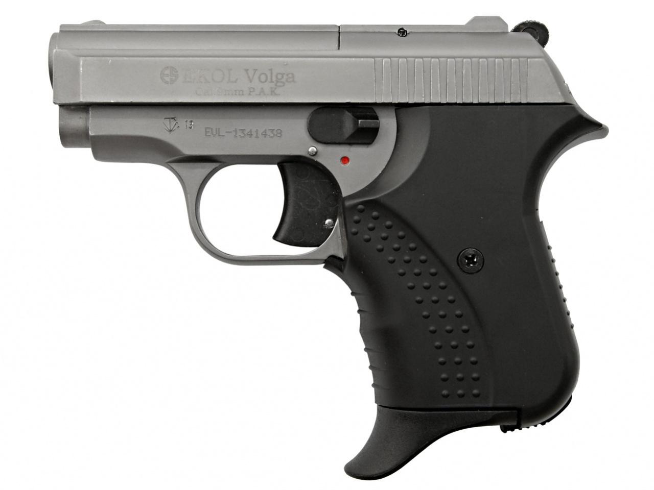 Pistolet gazowy Ekol Agent Volga tytan kal.9mm
