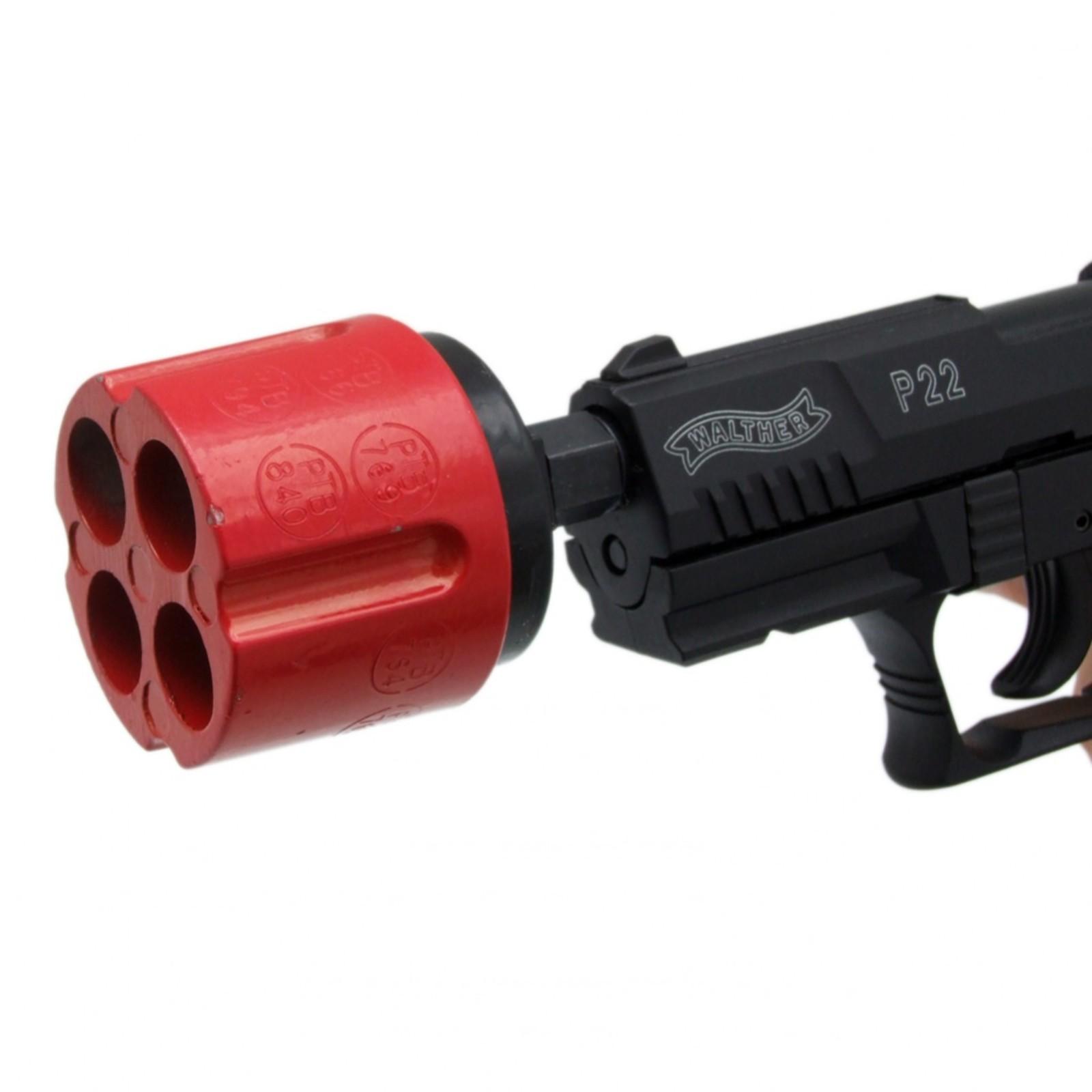 Nástavec na odpalování pyrotechniky Multi Shooter
