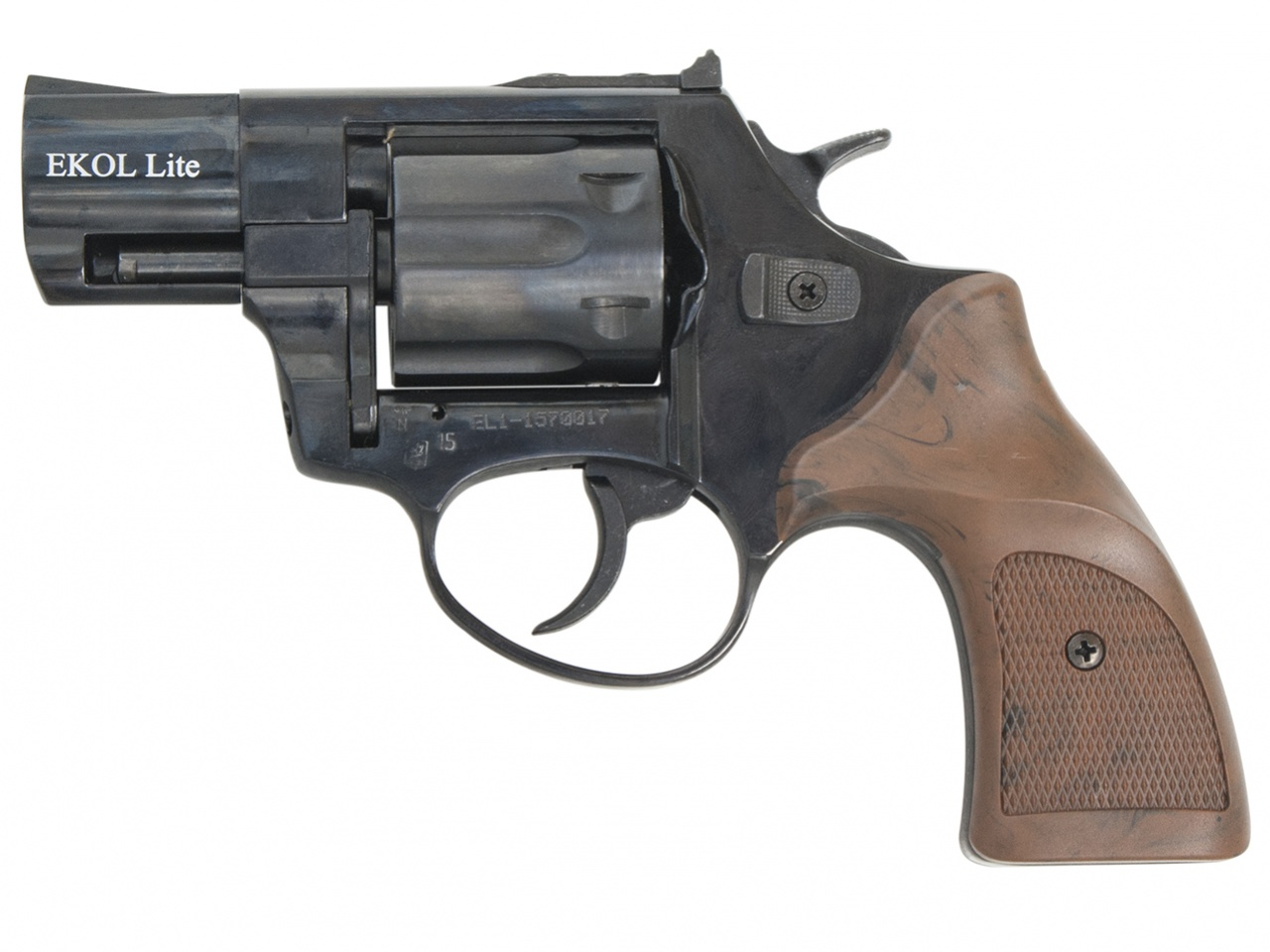 Rewolwer gazowy Ekol Viper Lite czarny kal. 9mm