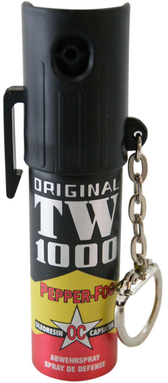 Obranný sprej TW1000 OC Fog Lady 15ml s klíčenkou