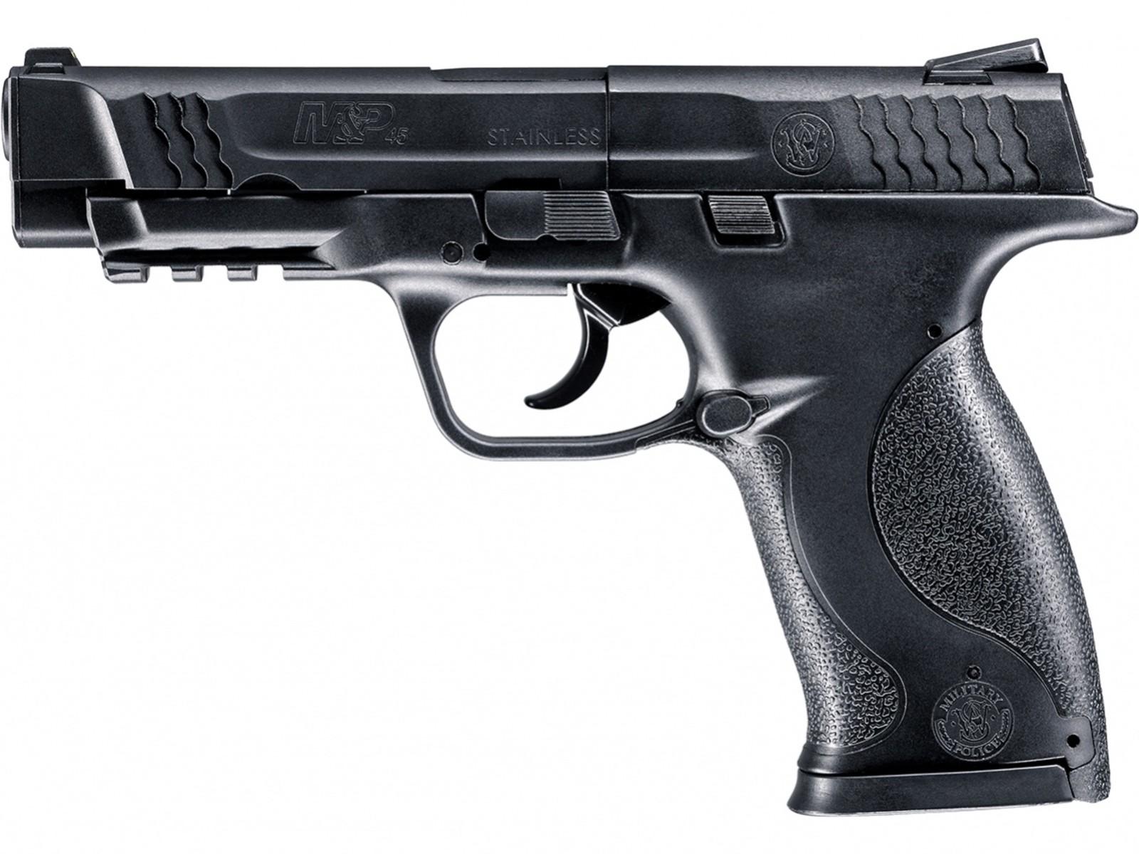 Vzduchová pistole Smith&Wesson MP45