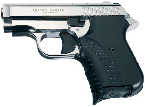 Pistolet gazowy Ekol Agent Volga chrom kal.9mm