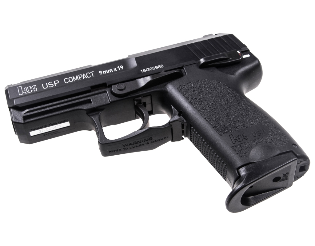 AirSoft pistole Heckler&Koch USP Compact GAS