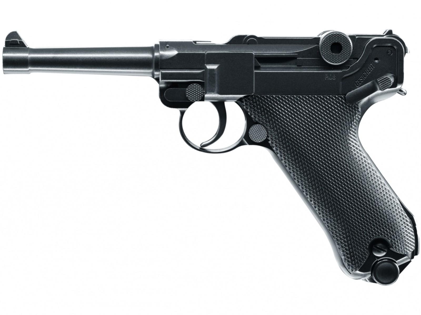 Vzduchová pistole Legends P08