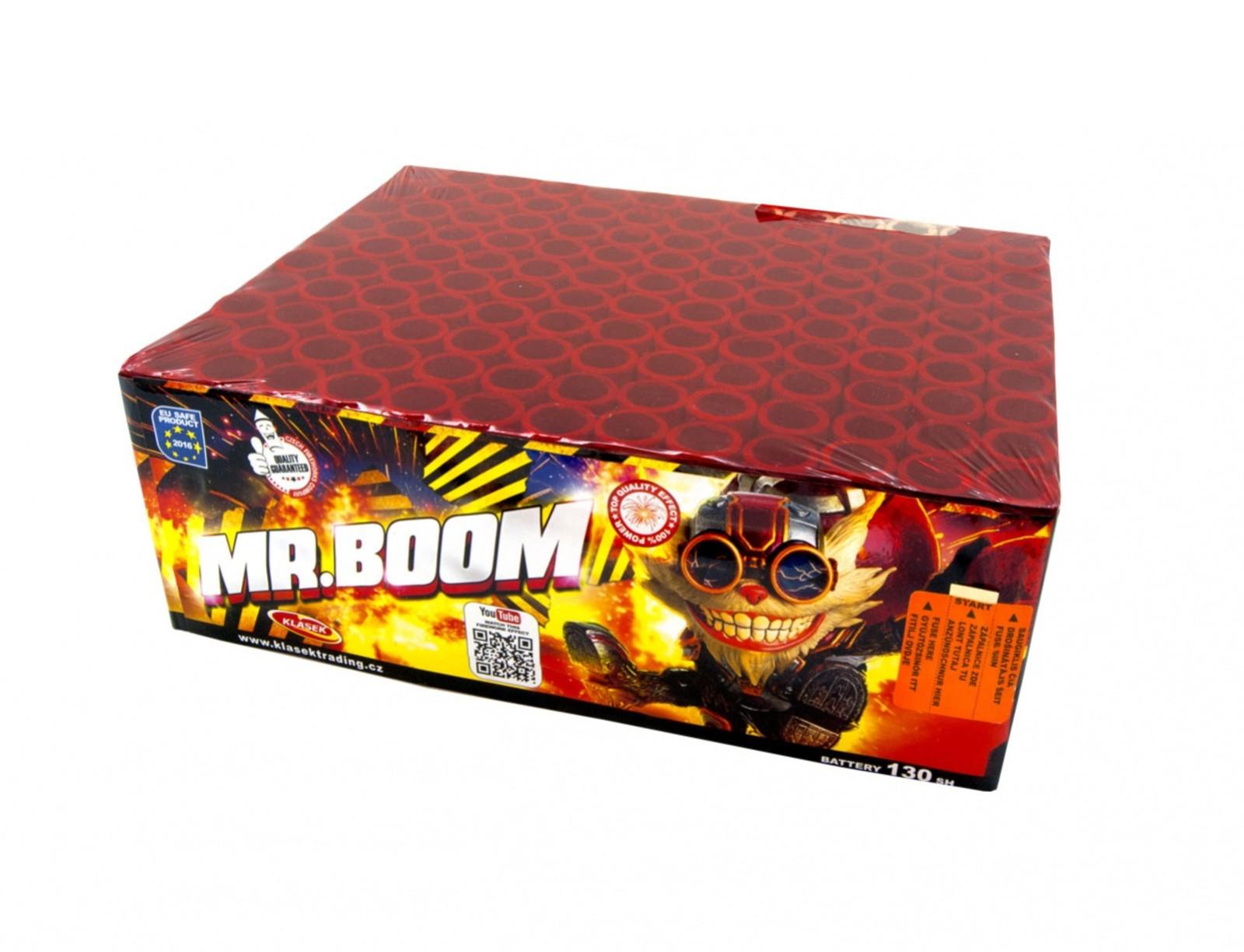 Pyrotechnika Kompakt 130ran / 20mm Mr.Boom