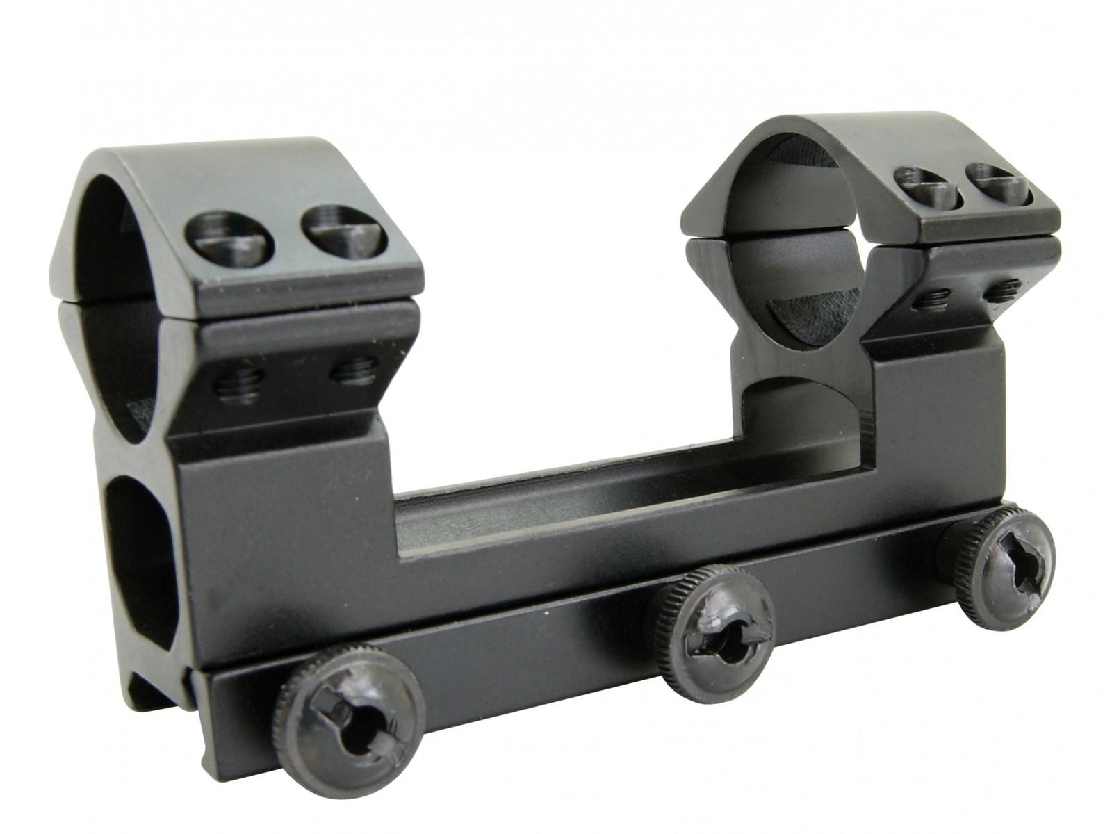 Montaż jednoczęściowy 22 mm / 30 mm wysoki podwieszany Raven