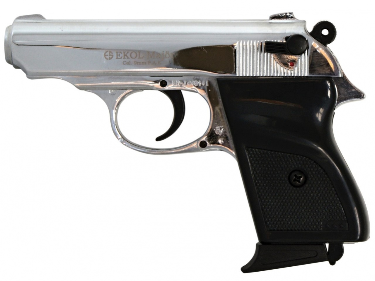 Pistolet gazowy Ekol Major chrom kal.9mm