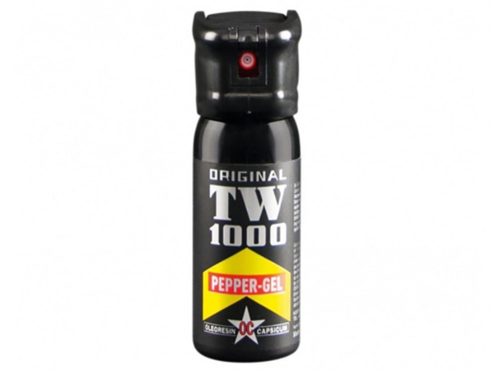 Gaz ochronny TW1000 Pepper GEL OC Jet 63ml