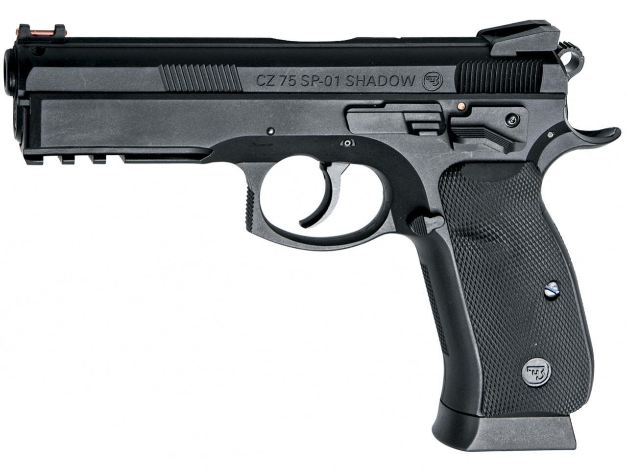 Wiatrówka CZ-75 SP-01 Shadow