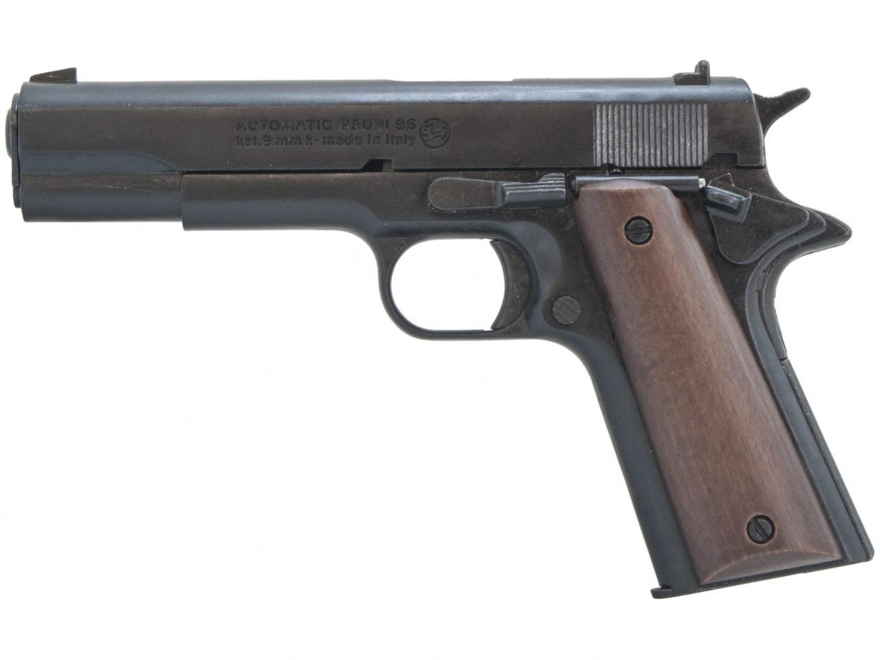 Pistolet gazowy Bruni 96 czarny kal.9mm