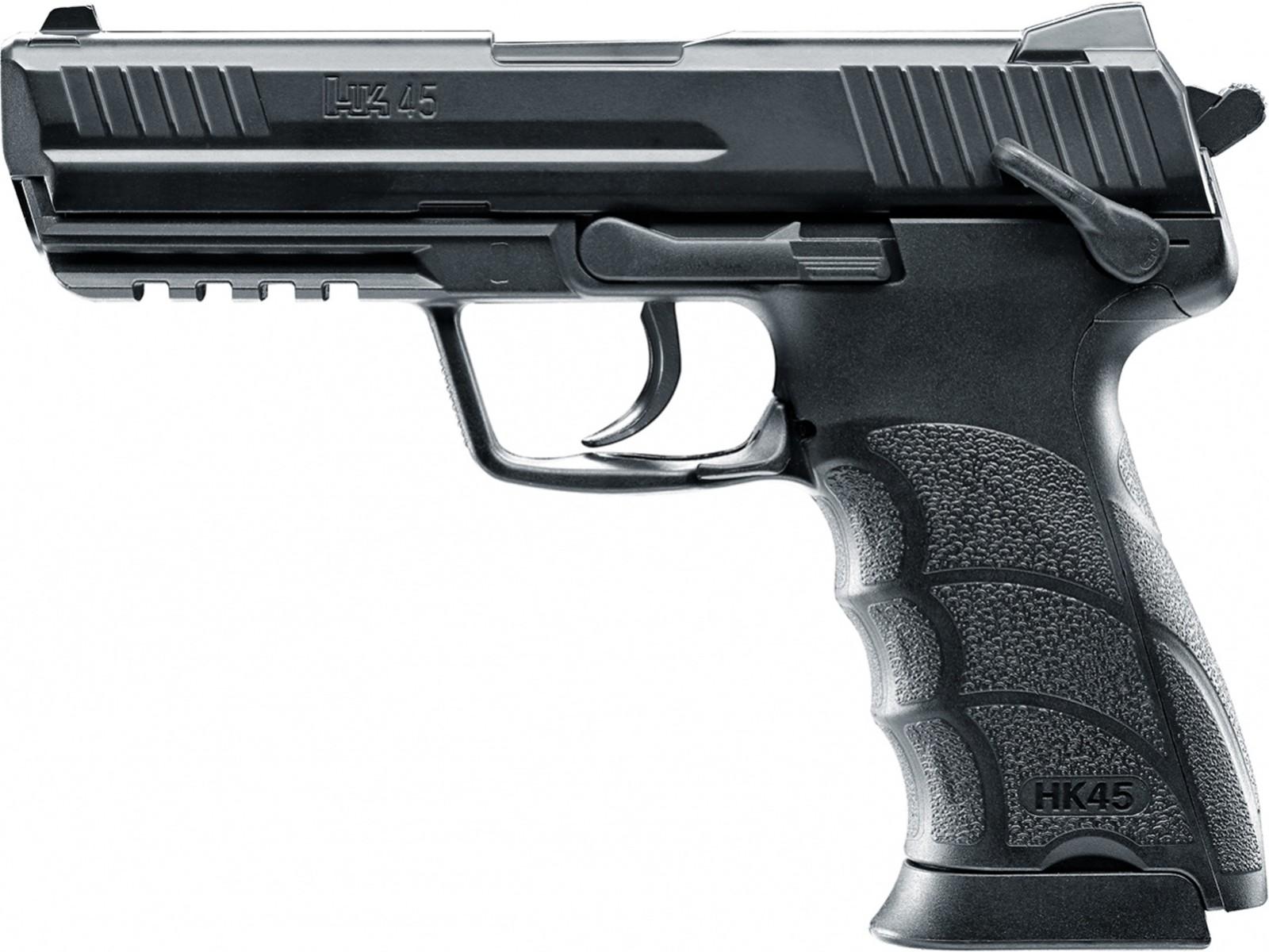 Vzduchová pistole Heckler&Koch 45