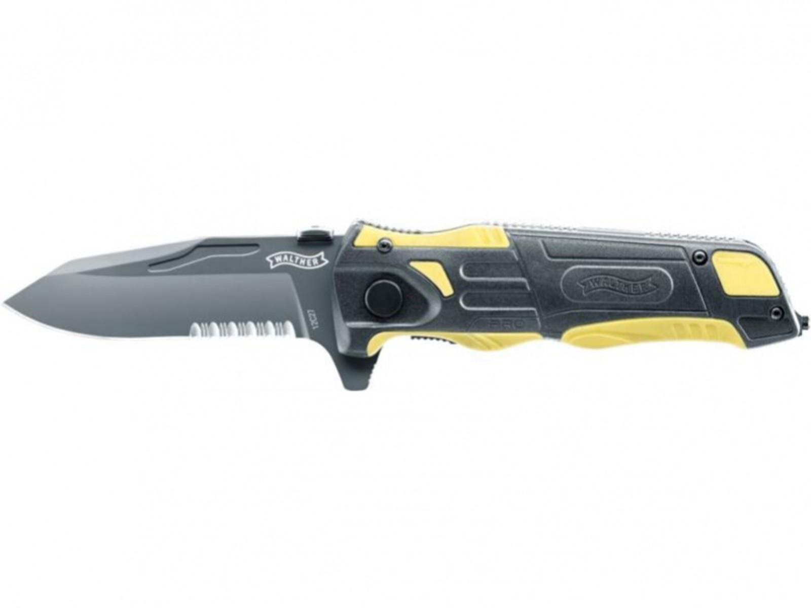 Nóż Walther Rescue Knife Pro