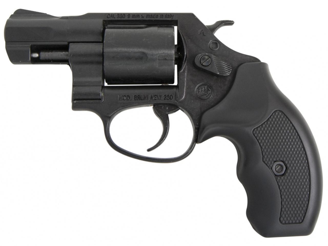 Plynový revolver Bruni NEW 380 Python 2