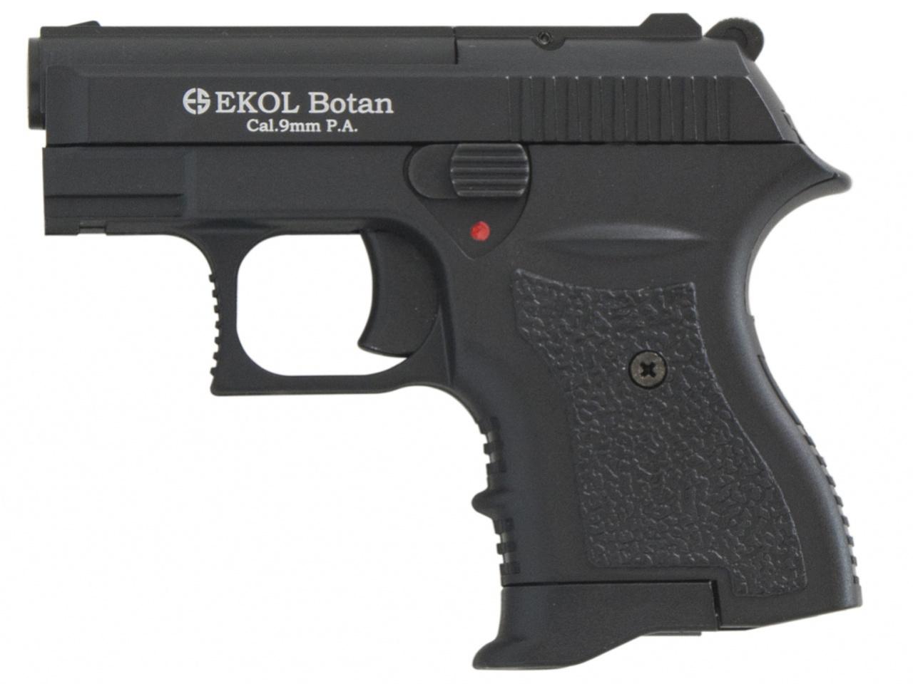 Pistolet gazowy Ekol Botan czarny kal.9mm