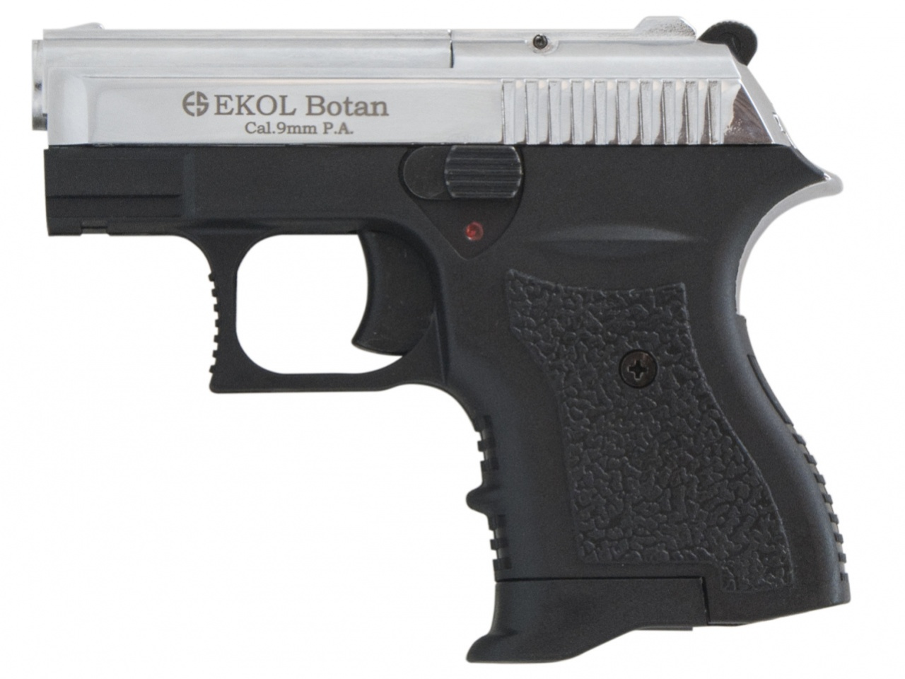 Pistolet gazowy Ekol Botan chrom kal.9mm