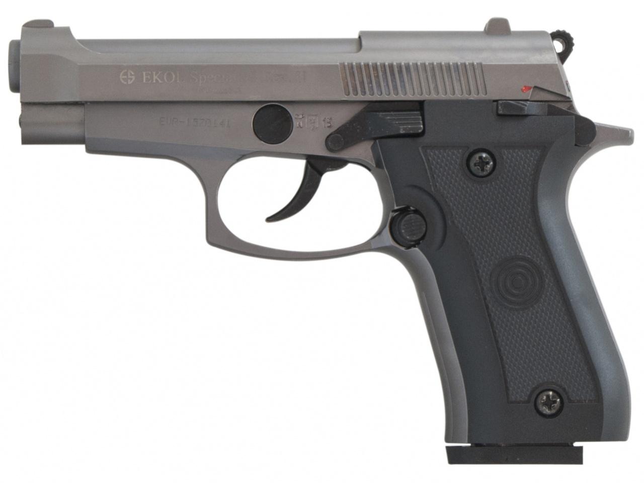 Pistolet gazowy Ekol Special 99 REV II tytan kal.9mm