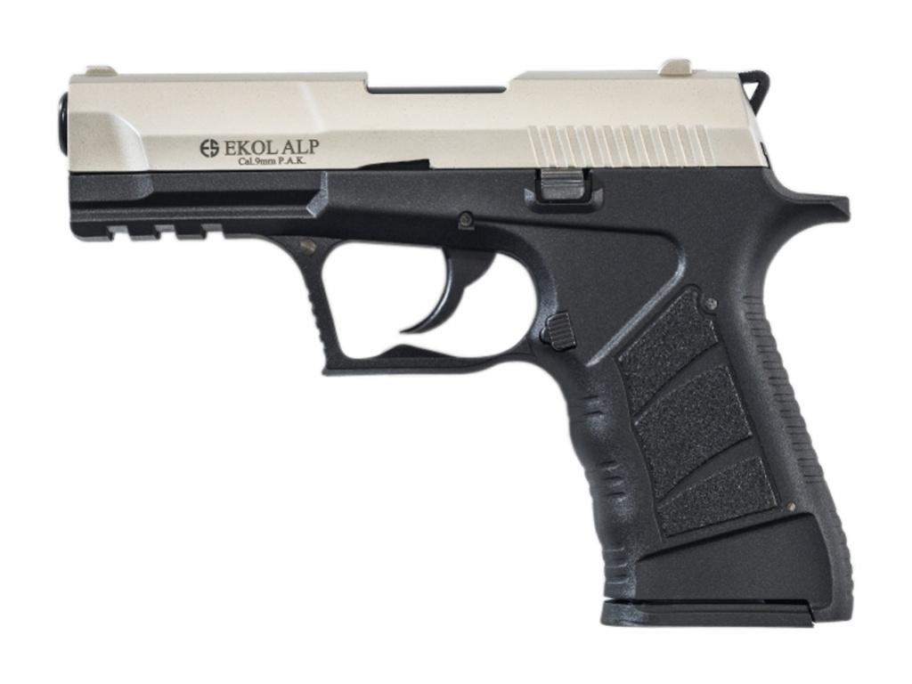 Plynová pistole Ekol Alp satén cal.9mm