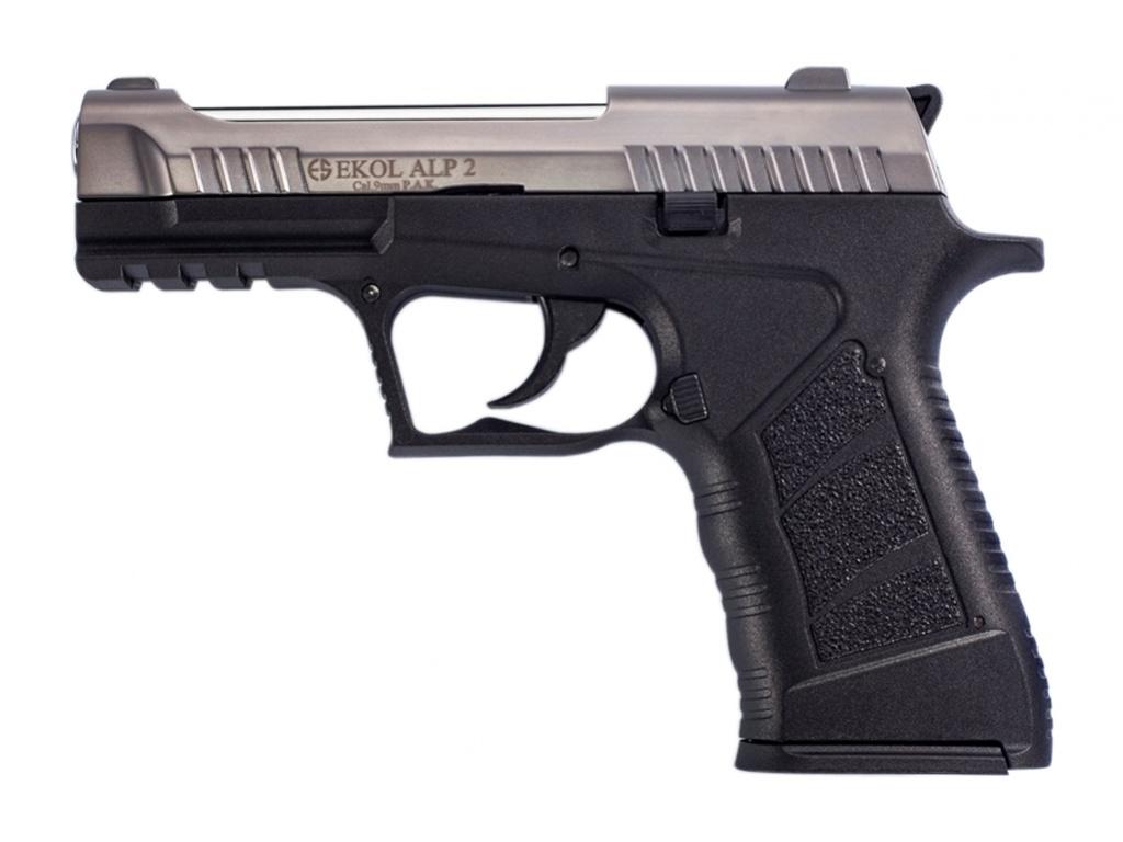 Pistolet gazowy Ekol Alp 2 titan kal.9mm