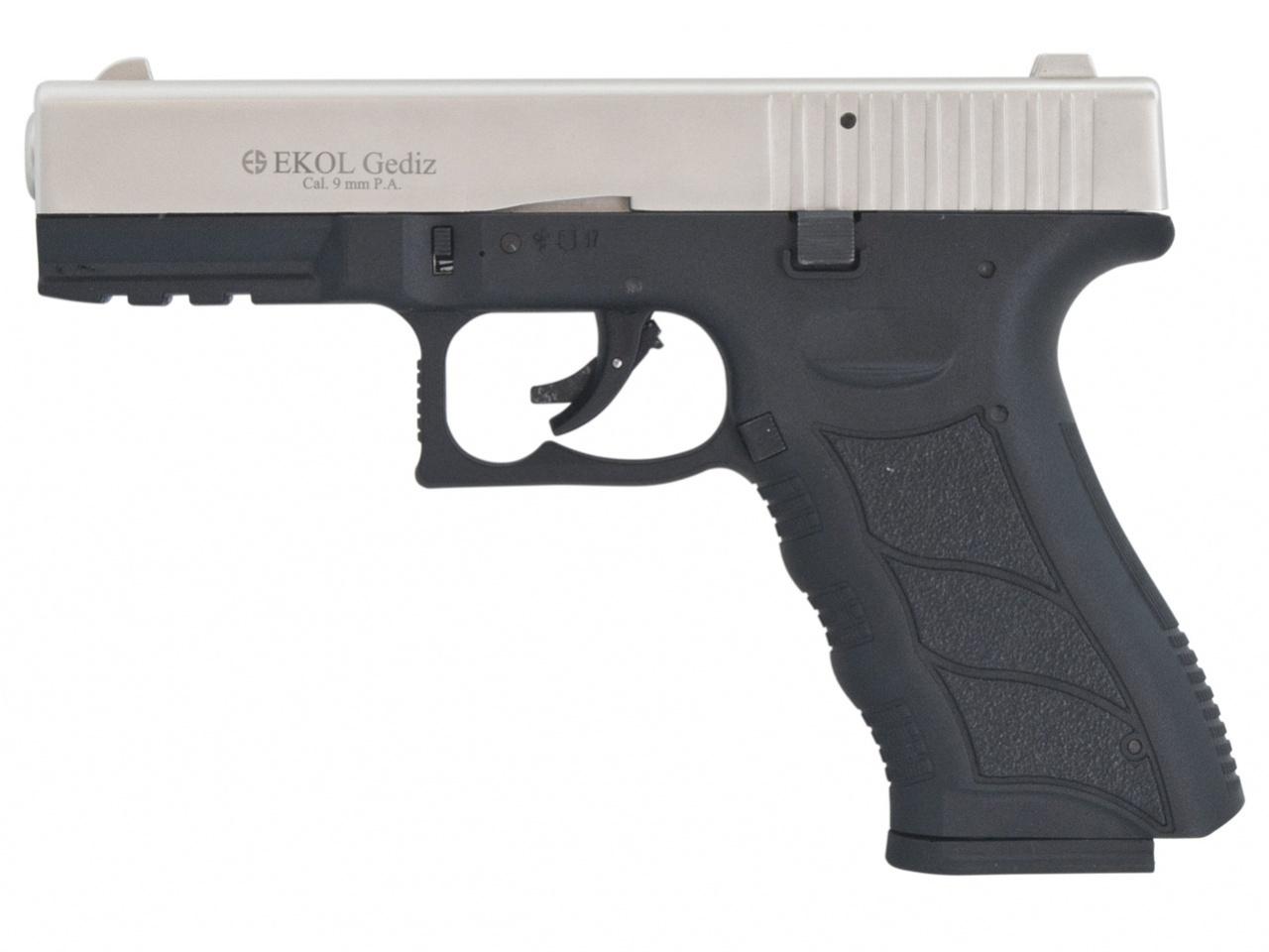 Pistolet gazowy Ekol Gediz satyn kal.9mm