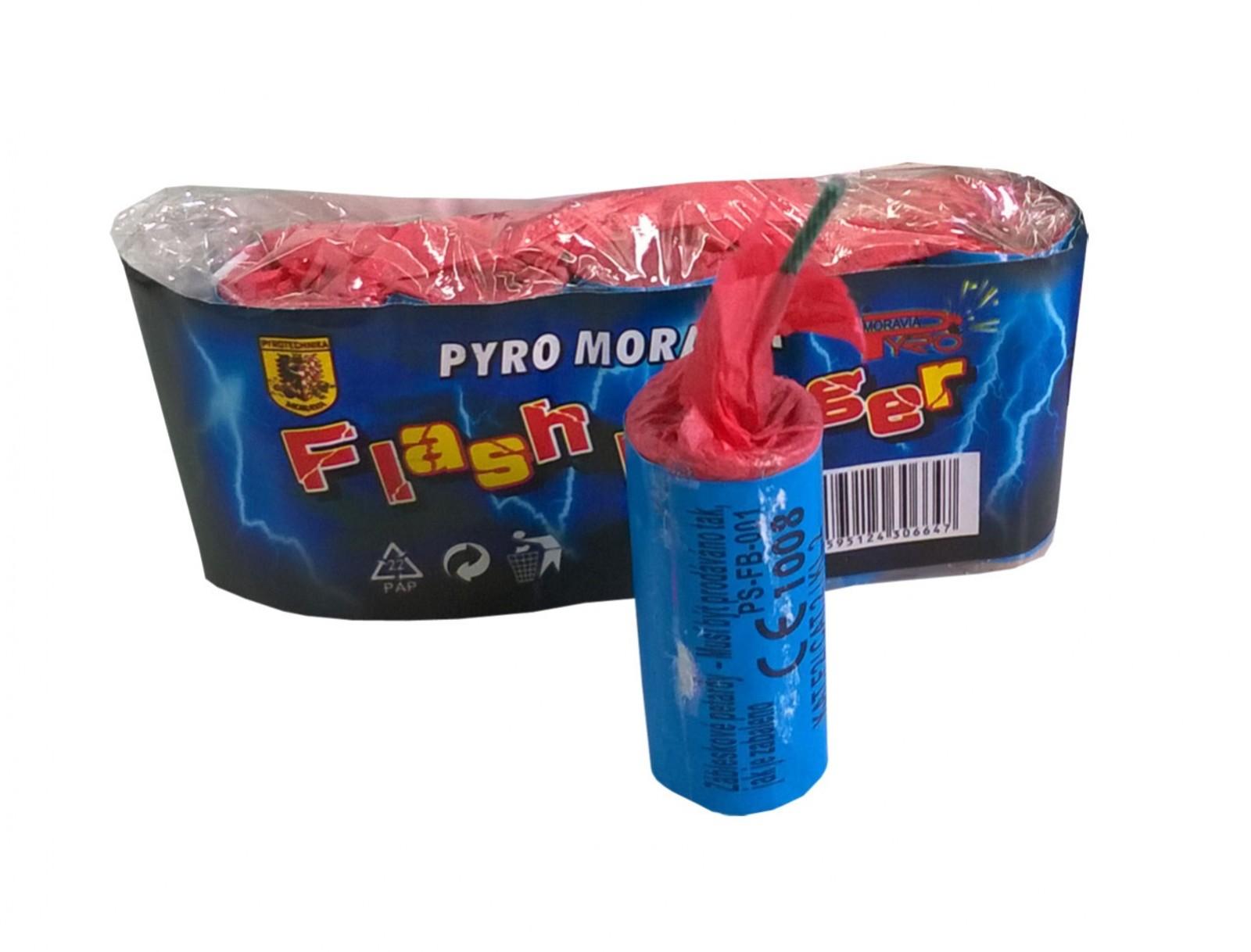 Petardy Flash Banger 6szt.