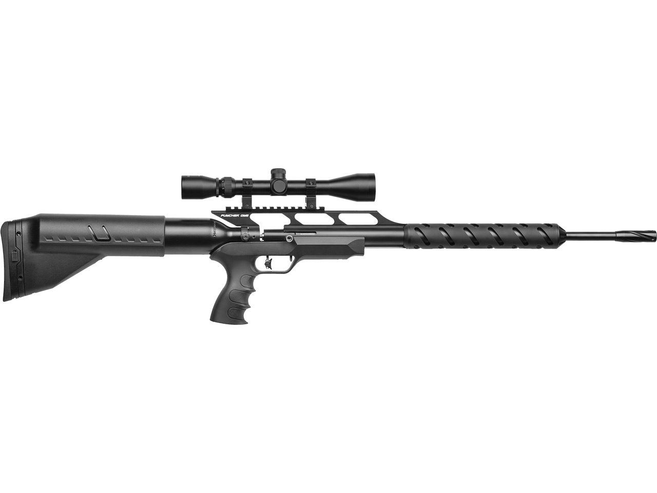 Vzduchovka Kral Arms Puncher One T cal.4,5mm